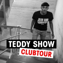 Teddy Show - Club Tour in WUPPERTAL * Live Club Barmen,