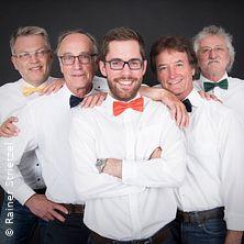 The Chorissimen: Swinging Christmas in MANNHEIM * Theodor Fliedner Heim,