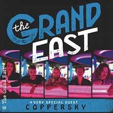 The Grand East & Coppersky - What A Man Tour 2019