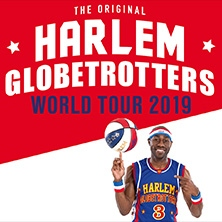 The Harlem Globetrotters: World Tour 2019 in HANNOVER * TUI Arena,