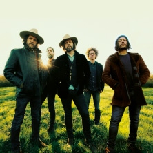 The Magpie Salute in ASCHAFFENBURG * Colos - Saal,