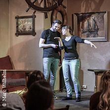 The Now - Improvisationstheater in MANNHEIM * Comedy Room,