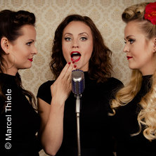 The Silverettes in MÜNSTER * Hot Jazz Club,