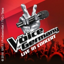 The Voice of Germany - Live in Concert 2018/2019 in LEMGO * PHOENIX CONTACT arena,