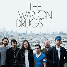 The War On Drugs in HANNOVER * Capitol,
