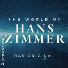VIP Tickets - The World of Hans Zimmer