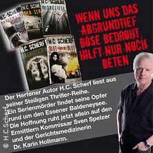 Thriller Night - Lesung H.C. Scherf