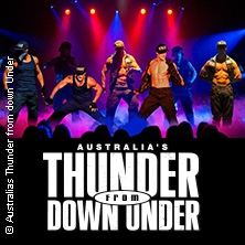 Thunder From Down Under - Outback Adventure Tour 2019 in LÜDENSCHEID * Kulturhaus Lüdenscheid,