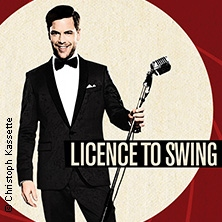 Tom Gaebel & His Orchestra: Licence To Swing