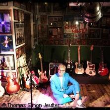 Tom Jet - Me and my guitars in GROSS-UMSTADT * Pfälzer Schloss,
