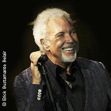 Tom Jones Tour 2018 - Termine und Tickets, Karten -