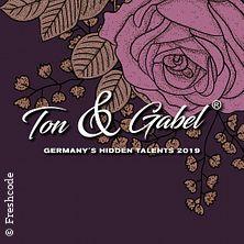 Ton&Gabel 2019 - Dinnerkonzert