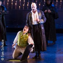 Tosca - Oper Leipzig in LEIPZIG * Opernhaus Leipzig,
