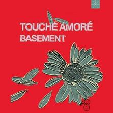 Touché Amoré in TRIER * Exzellenzhaus Trier / Kinder, Jugend, Kultur