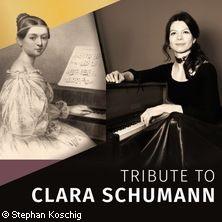 Tribute To Clara Schumann - Gedvilaite in FRANKFURT * Dr. Hoch's Konservatorium,