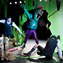 Unser Lehrer ist ein Troll - Theater Heidelberg in HEIDELBERG * Zwinger 3,