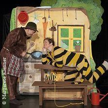 Trotz-Alledem-Theater - Die Bremer Stadtmusikanten in LÜDENSCHEID * Zirkuszelt,