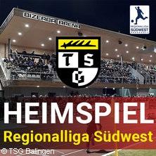 TSG Balingen: Saison 2018/2019