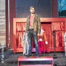 Turandot - Puppentheater /  Theater, Oper und Orchester Halle in HALLE (SAALE) * Puppentheater,