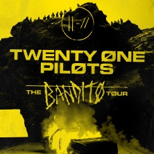TWENTY ØNE PILØTS in Berlin, 14.02.2019 - Tickets -