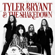 Tyler Bryant & The Shakedown in MÜNCHEN * Backstage Club