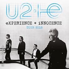 U2: Experience + Innocence Tour 2018 Tickets