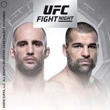 UFC Fight Night Hamburg in HAMBURG * Barclaycard Arena,