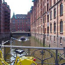 UNESCO Welterbe Speicherstadt und mehr in HAMBURG * Hamburg Tourist.info GmbH Ticketstore Hafencity,