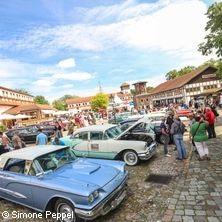 US Car Classics in DIEDERSDORF * Schloß Diedersdorf,