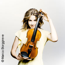Vilde Frang (Violine) - Deutsches Symphonie-Orchester Berlin in LUDWIGSHAFEN * BASF - Feierabendhaus,