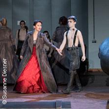 Die Walküre - Deutsche Oper am Rhein in DÜSSELDORF * Opernhaus Düsseldorf,
