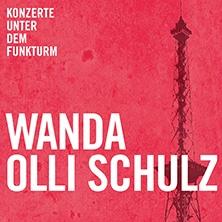 Wanda & Olli Schulz in BERLIN, 30.08.2018 - Tickets -
