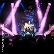 We Rock Queen - Best Of Queen - Tribute Concert in HEUSENSTAMM * Schlossbühne am Bannturm,