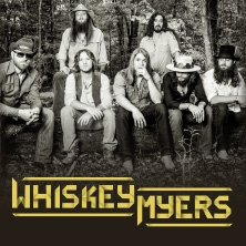 Whiskey Myers in ASCHAFFENBURG * Colos - Saal,