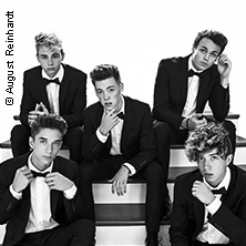 Why Don't We - The Invitation Tour 2018 in MÜNCHEN * Technikum (im Werksviertel Mitte),