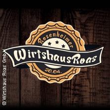 1. Rosenheimer Wirtshaus Roas in ROSENHEIM * Stadt Rosenheim,