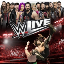 WWE Live in KÖLN * LANXESS arena,