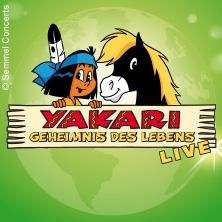 Yakari Musical 2 - Geheimnis des Lebens in COTTBUS * Stadthalle Cottbus,