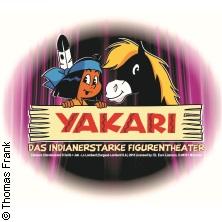 Yakari Das Indianerstarke Figurentheater - Figurentheater Calimero