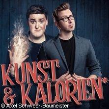 Zauberdinner - Kunst & Kalorien | Alexander Lehmann & Just Axel