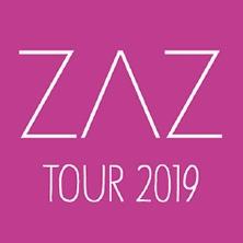 ZAZ live 2019 in MÜNCHEN - FREIMANN * Zenith, die Kulturhalle,