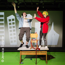 Die Zertrennlichen, von Fabrice Melquiot - Schauspiel Frankfurt