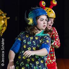 Zwei Monster - Schauspiel Frankfurt in FRANKFURT * BOX,