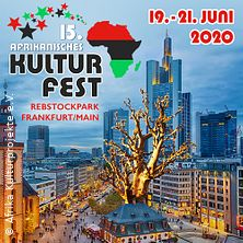 15. Afrikanisches Kulturfest 2020
