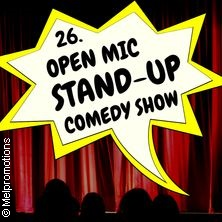 26.Open Mic-Comedy Show Punchline Aachen