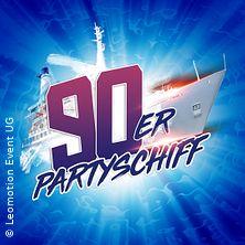 90er Partyschiff - Düsseldorf