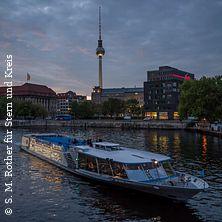 Abendliche Citytour - Stern und Kreisschiffahrt Berlin in BERLIN * Friedrichstraße/ Reichstagufer,