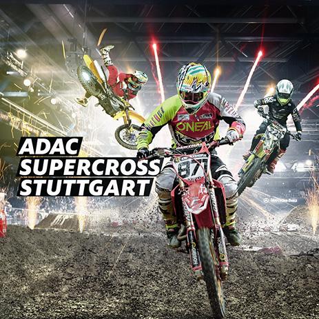 37. Int. ADAC Supercross Stuttgart