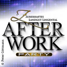 Afterwork-Party Summer Special