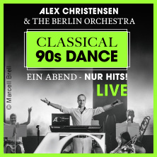 Alex Christensen & The Berlin Orchestra - Classical 90s Dance